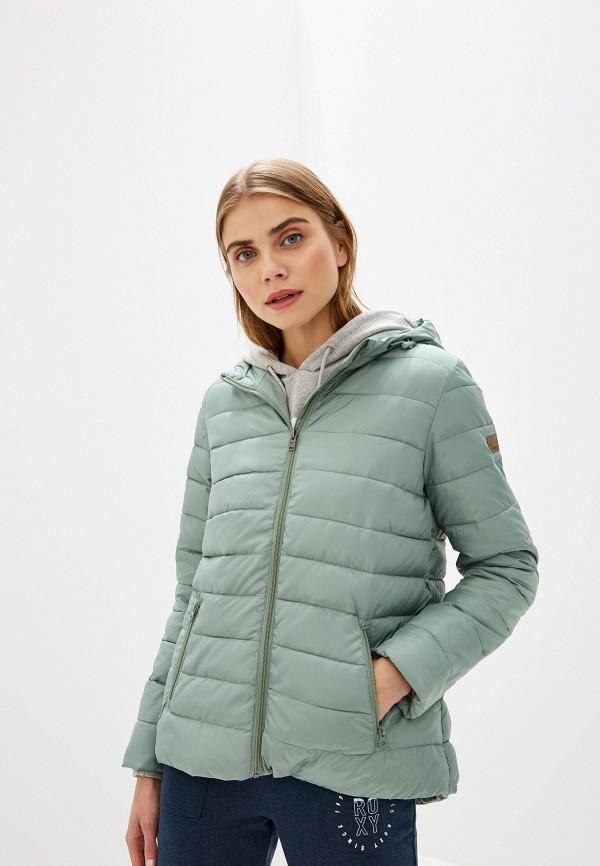 Куртка утепленная Roxy Roxy RO165EWEXKP1 цена 2017