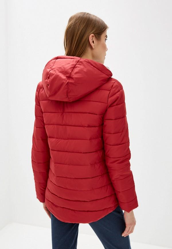 Фото 3 - Куртку утепленная Roxy красного цвета