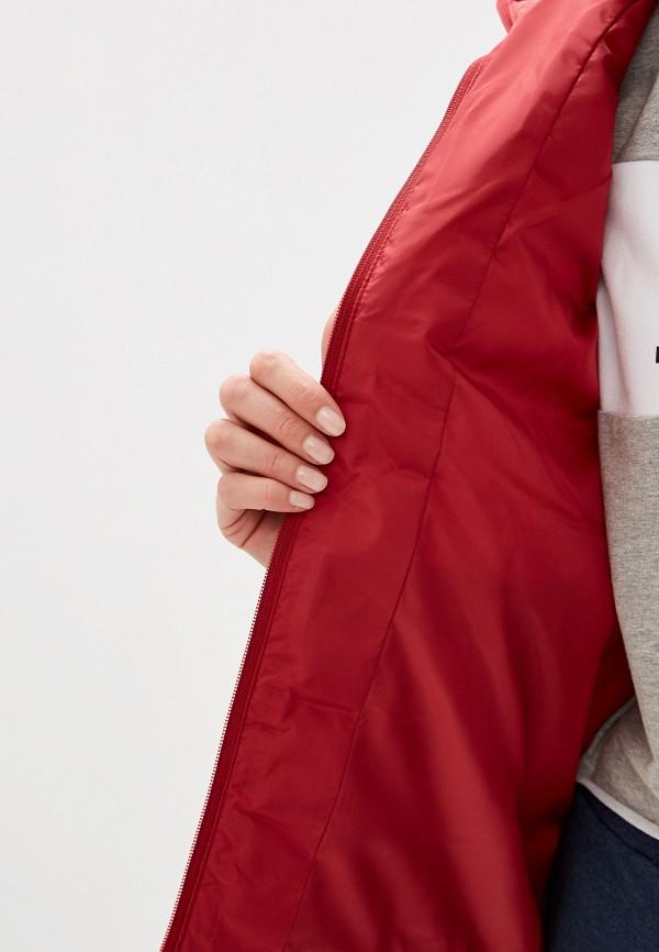 Фото 4 - Куртку утепленная Roxy красного цвета