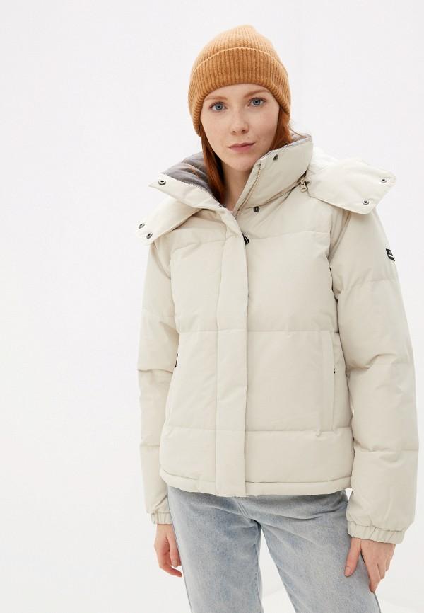 Куртка утепленная Roxy Roxy RO165EWEXKP8 roxy куртка roxy ellie dust ivy fw17 xs