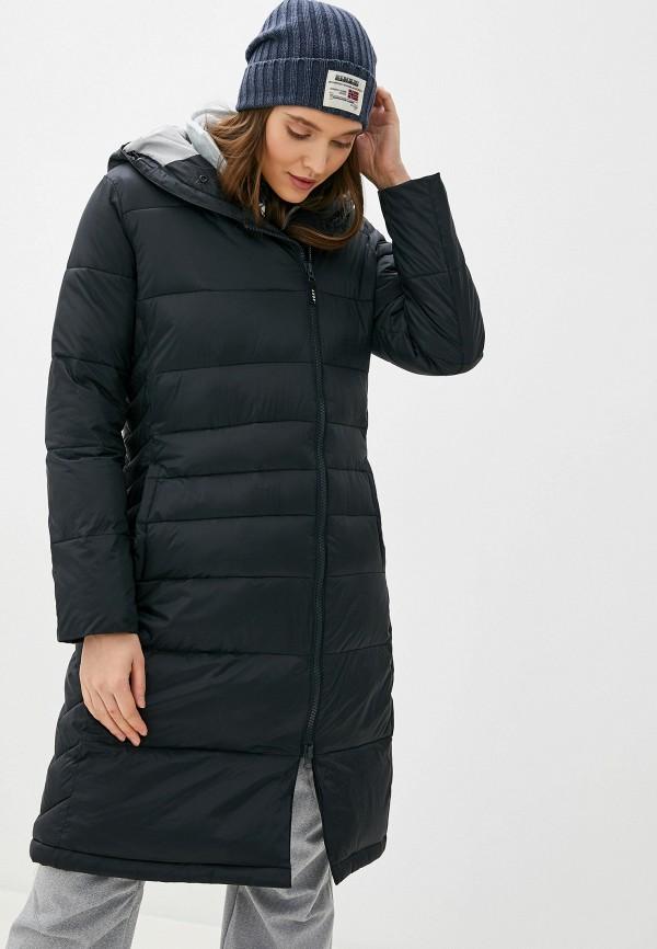 женская спортивные куртка roxy, черная