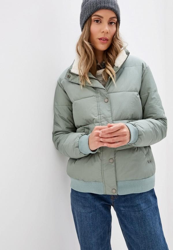 Куртка утепленная Roxy Roxy RO165EWEXKQ5 цена 2017