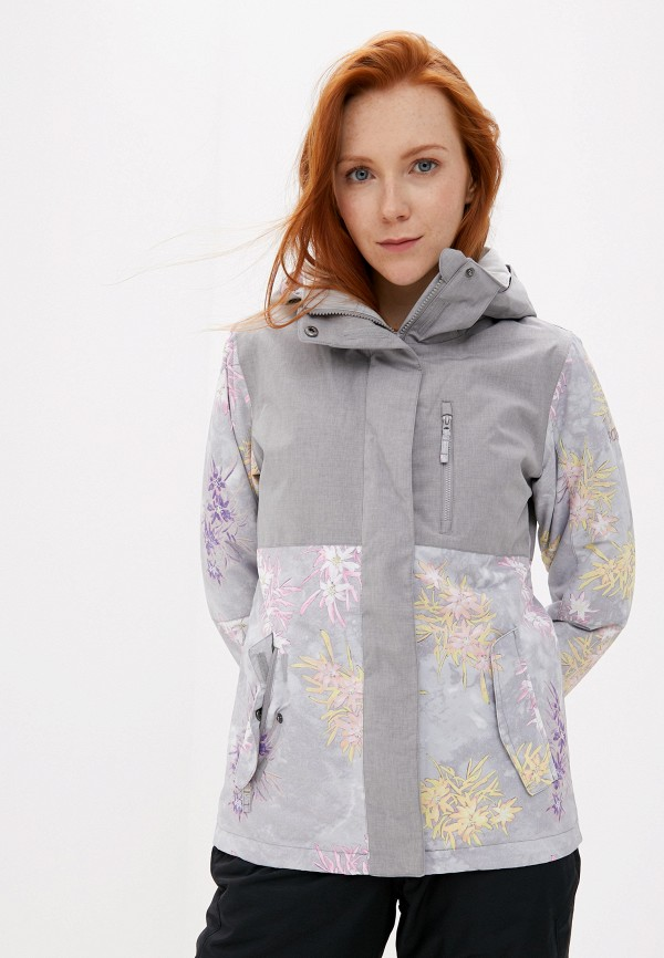 Куртка горнолыжная Roxy Roxy RO165EWEXLH2 цена 2017