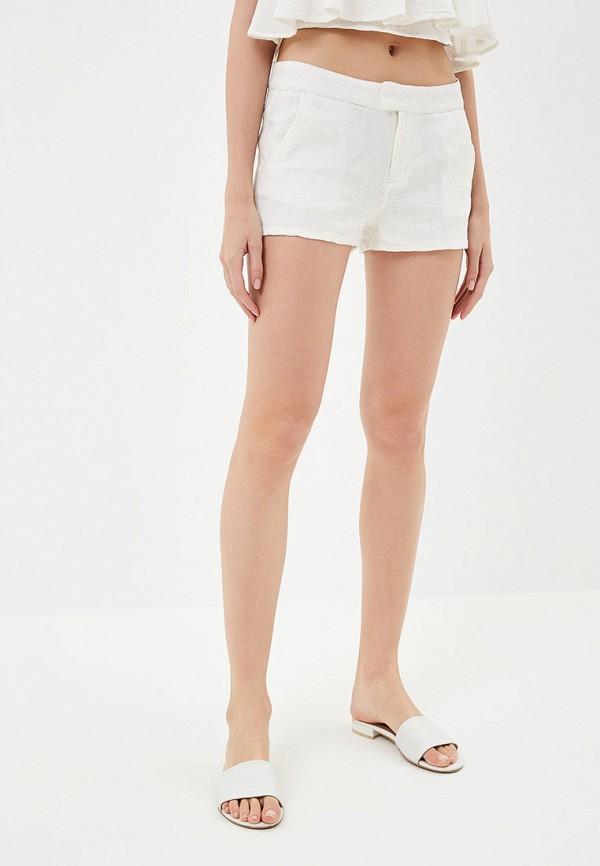 женские спортивные шорты roxy, белые
