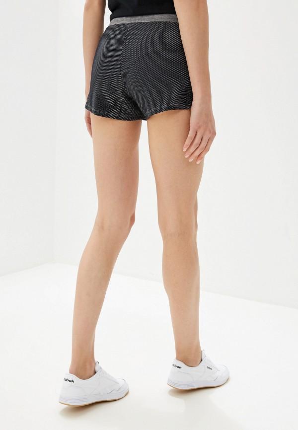 Фото 3 - Шорты спортивные Roxy серого цвета