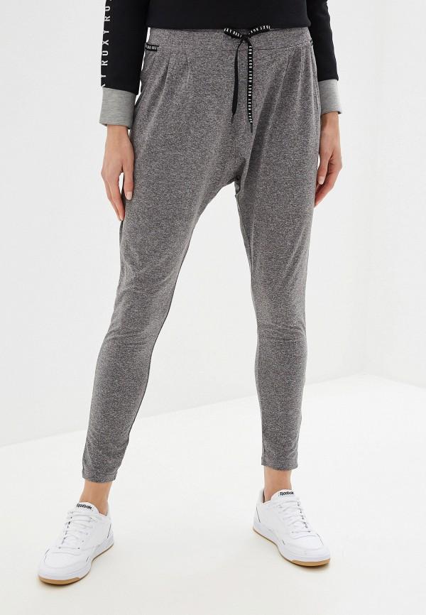 Брюки спортивные Roxy Roxy RO165EWGCJN1 брюки женские roxy цвет серый erjfb03177 sgrh размер s 42 34