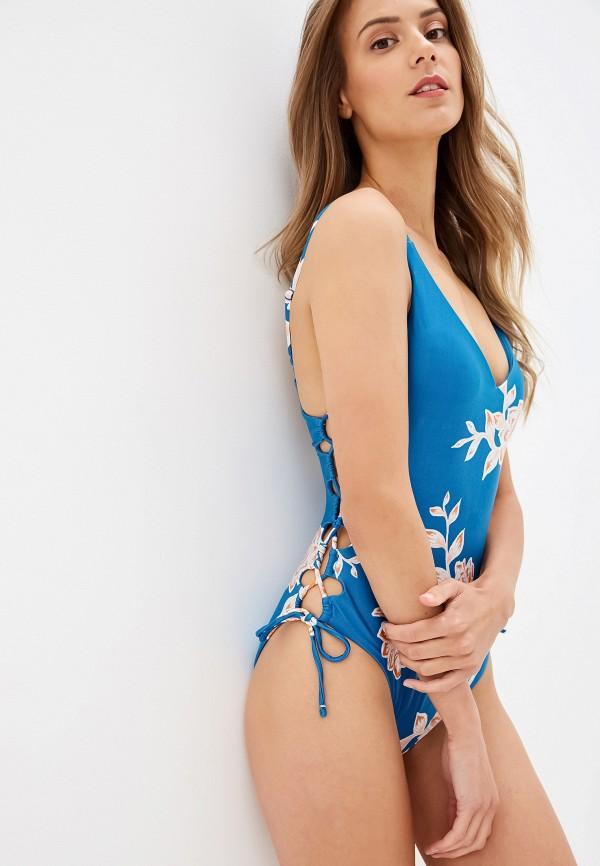 женский купальник roxy, синий