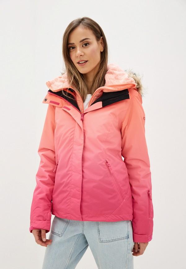 Куртка горнолыжная Roxy Roxy RO165EWHNGH3 сланцы roxy roxy ro165awegvo6