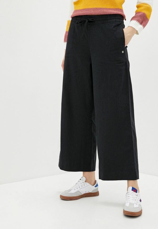 женские брюки roxy, черные