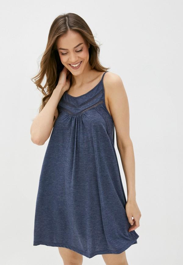 женское спортивные платье roxy, синее