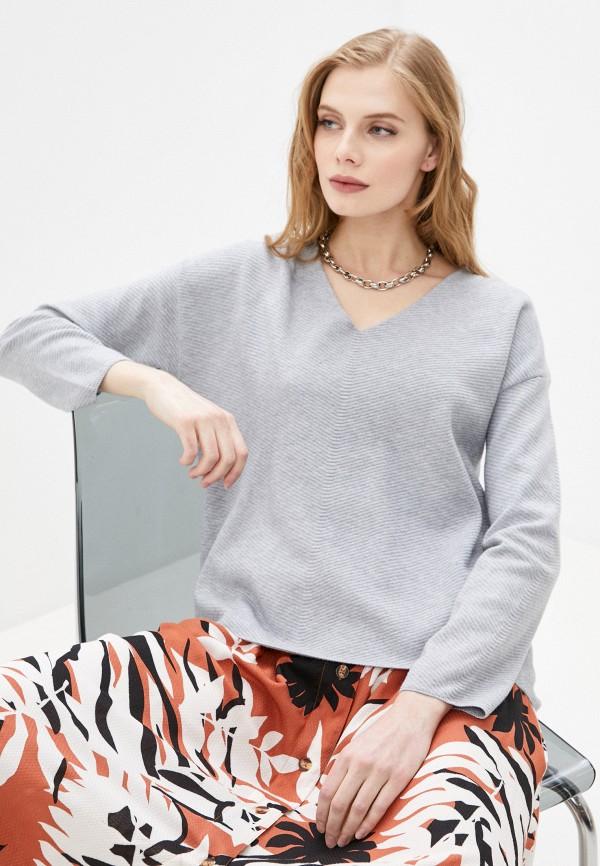 женский пуловер roxy, серый