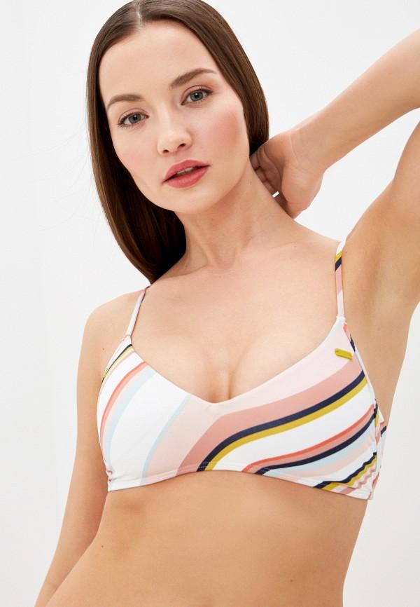 женский лиф roxy, разноцветный
