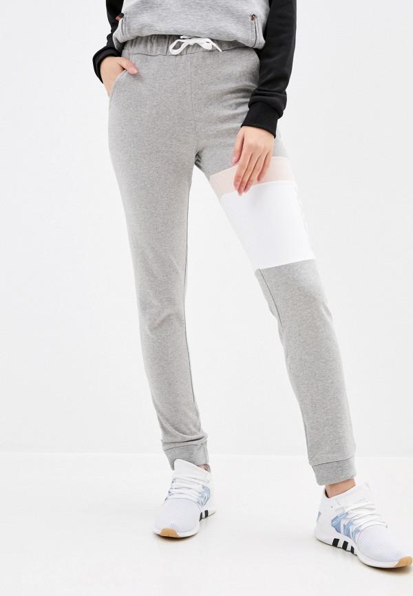 женские спортивные брюки roxy, серые