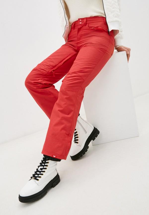 женские брюки roxy, бежевые