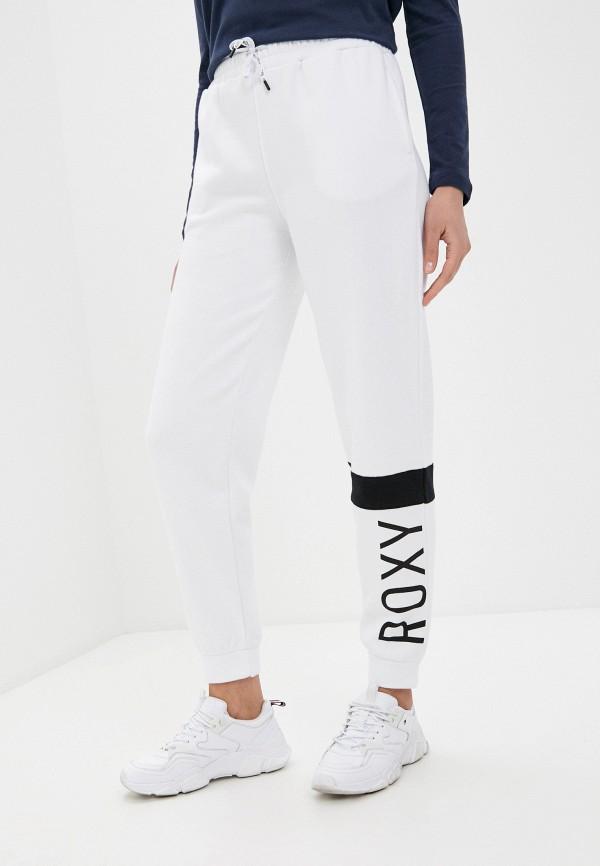 женские спортивные брюки roxy, белые