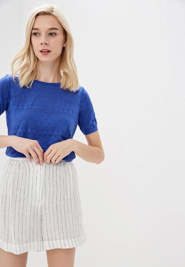 Футболка Roxy Roxy RO165EWPFQ39 футболка женская roxy clouds цвет синий erjkt03259 pqf0 размер 48 xl