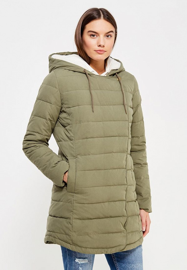Фото - Куртка утепленная Roxy Roxy RO165EWVOH31 платок roxy roxy ro165gwcfhr8