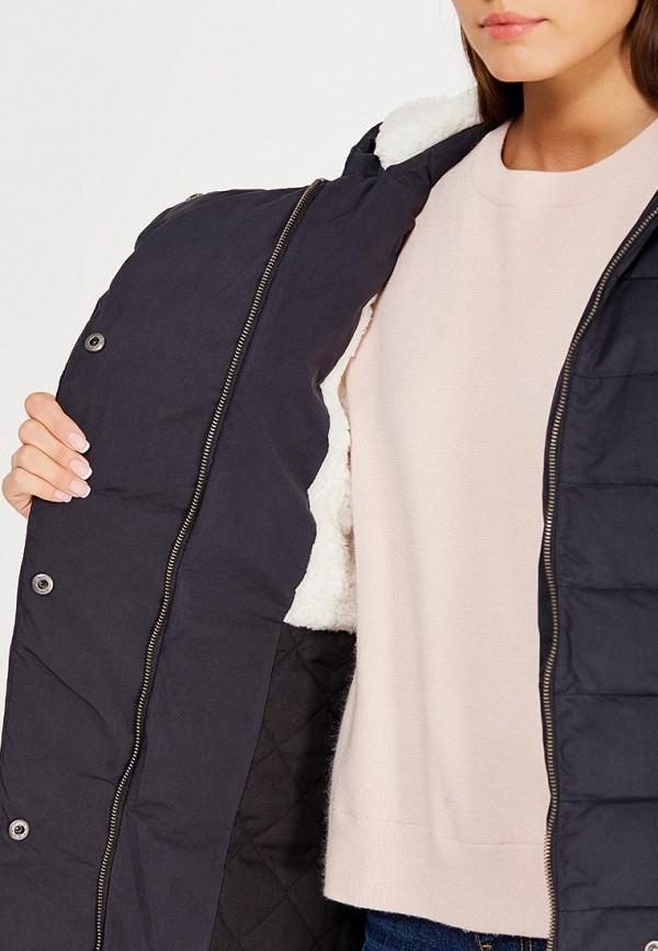 Фото 4 - Куртку утепленная Roxy черного цвета