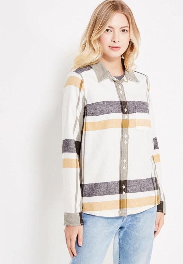 Купить Рубашка Roxy, RO165EWVOJ84, белый, Осень-зима 2018/2019