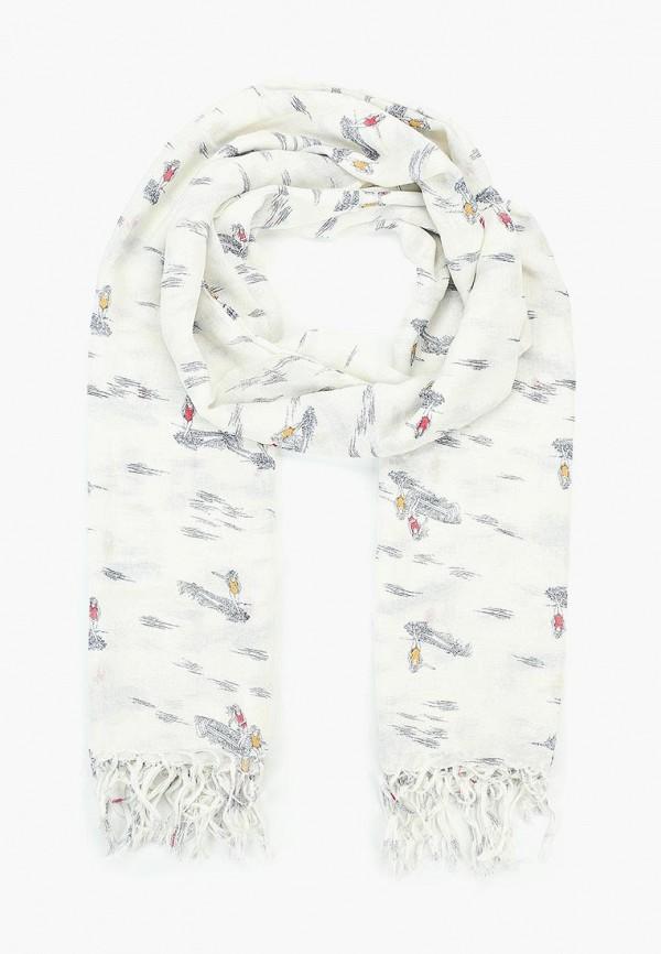 Купить Палантин Roxy, RO165GWAKCT2, белый, Осень-зима 2018/2019
