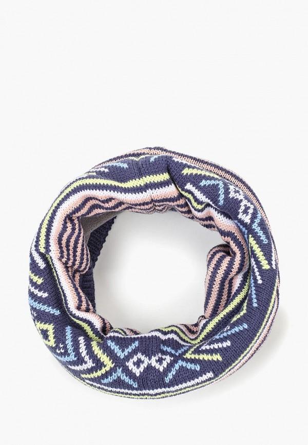 Купить Снуд Roxy, RO165GWCFHR0, синий, Осень-зима 2018/2019