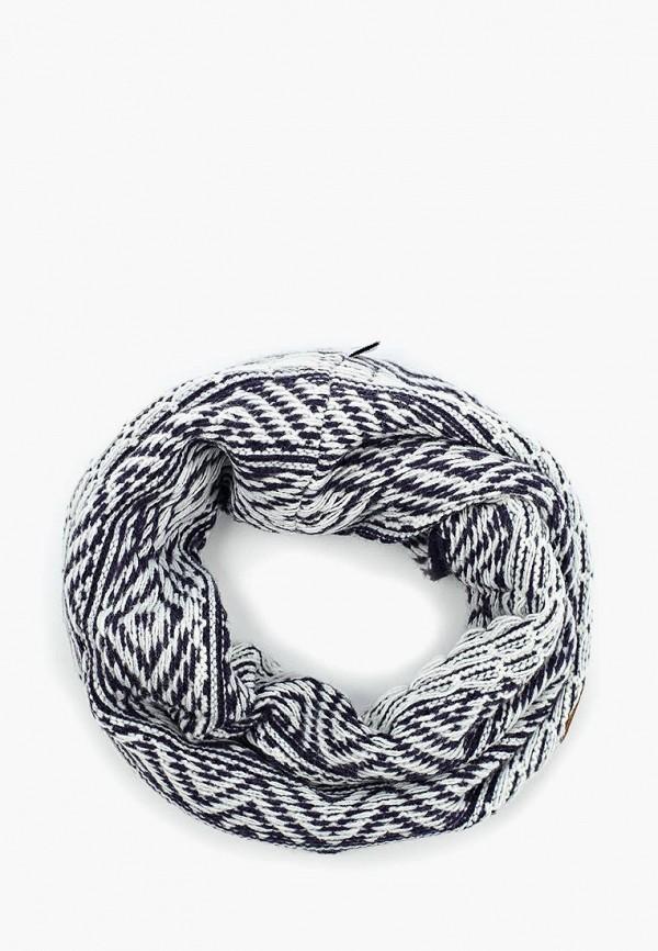 Купить Снуд Roxy, ro165gwvoe88, синий, Осень-зима 2018/2019