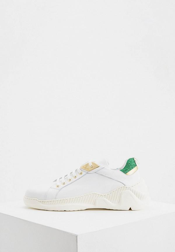 женские кроссовки roberto botticelli, белые