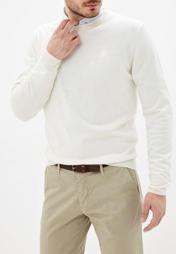 мужской джемпер roberto cavalli, белый