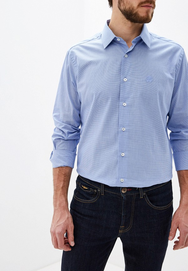 Рубашка Roberto Cavalli Roberto Cavalli RO352EMGDPR8