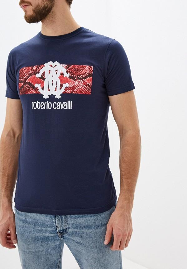 Футболка Roberto Cavalli Roberto Cavalli RO352EMGDPT5