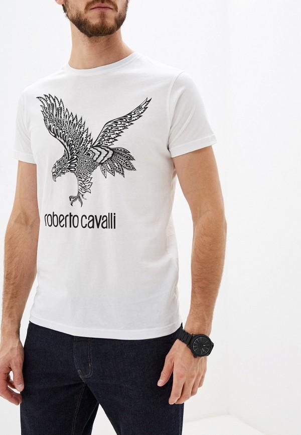 Футболка Roberto Cavalli Roberto Cavalli RO352EMGDPT7