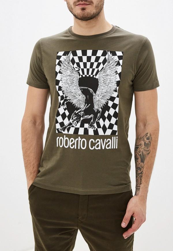 Фото Футболка Roberto Cavalli Roberto Cavalli RO352EMGDPU2