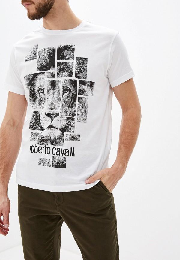 Фото Футболка Roberto Cavalli Roberto Cavalli RO352EMGDPU5