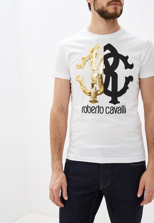 Футболка Roberto Cavalli Roberto Cavalli RO352EMGDPV9