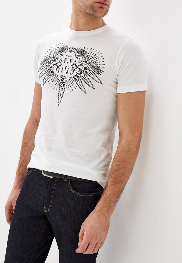 Футболка Roberto Cavalli Roberto Cavalli RO352EMGRZF8 футболка roberto cavalli футболка