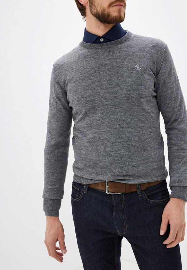мужская рубашка roberto cavalli, серая