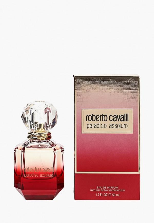 женская парфюмерная вода roberto cavalli