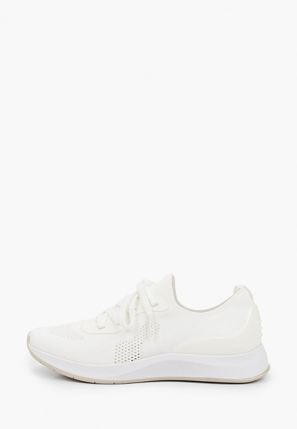 женские кроссовки tamaris fashletics, белые