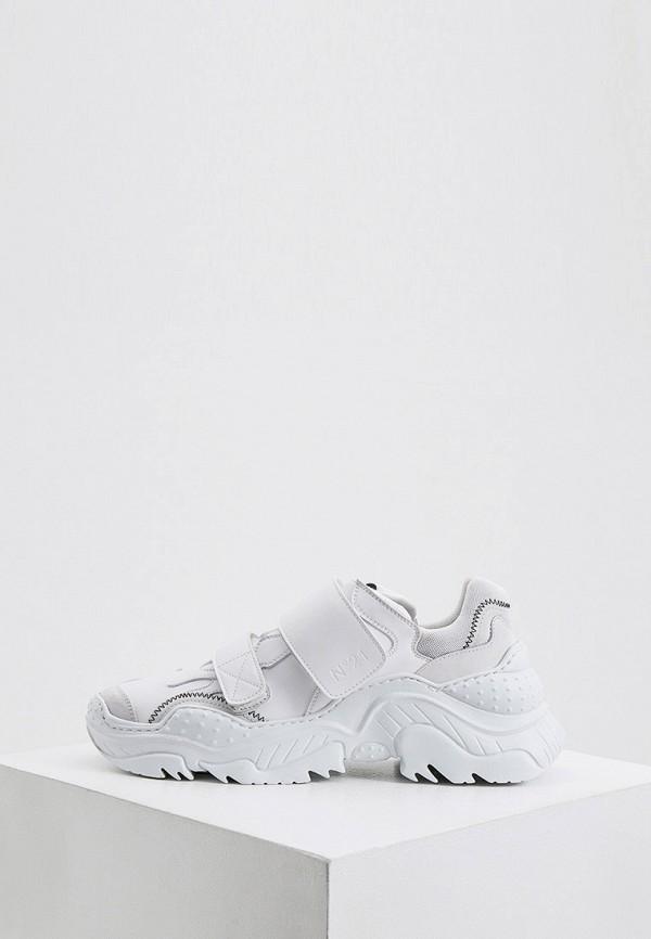 мужские кроссовки n21, белые