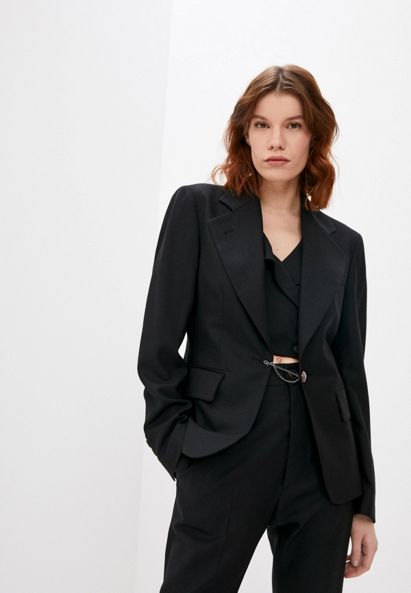 женский пиджак vivienne westwood, черный
