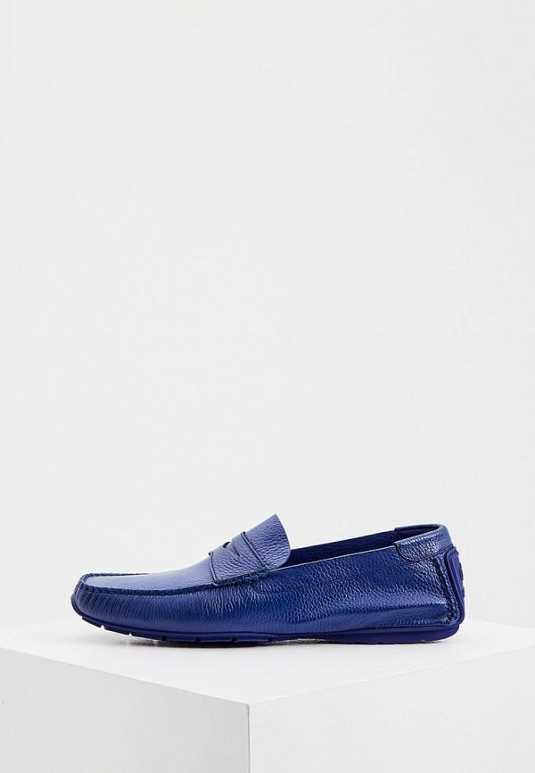 мужские мокасины aldo brue, синие