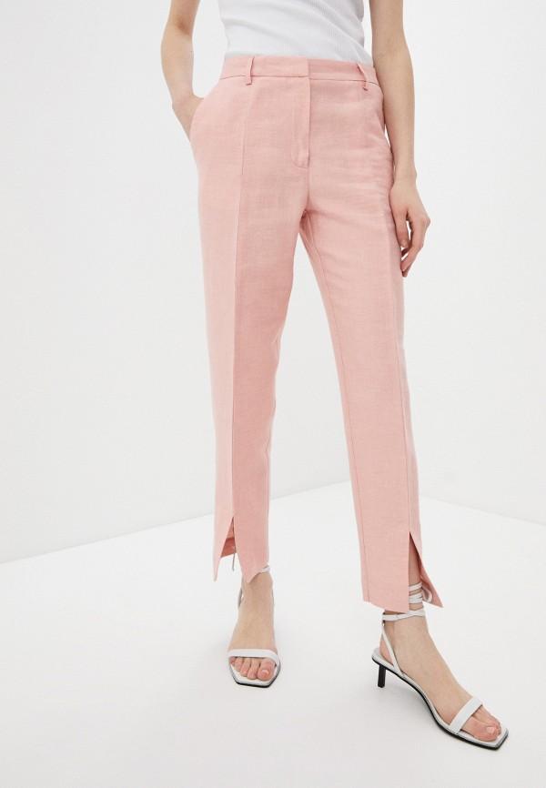 женские повседневные брюки beatrice.b, розовые