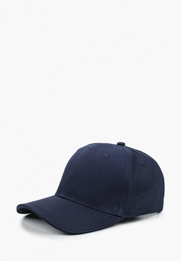 мужская бейсболка outhorn, синяя