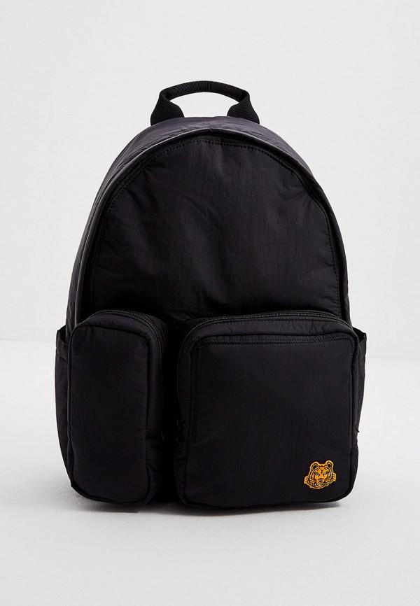 женский рюкзак kenzo, черный