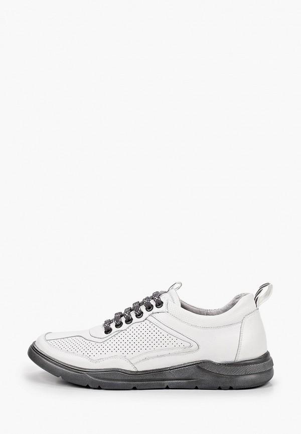 мужские кроссовки flystep, белые