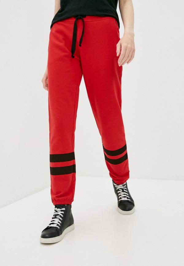 женские спортивные брюки juvia, красные