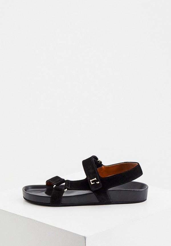 женские сандалии l'autre chose, черные