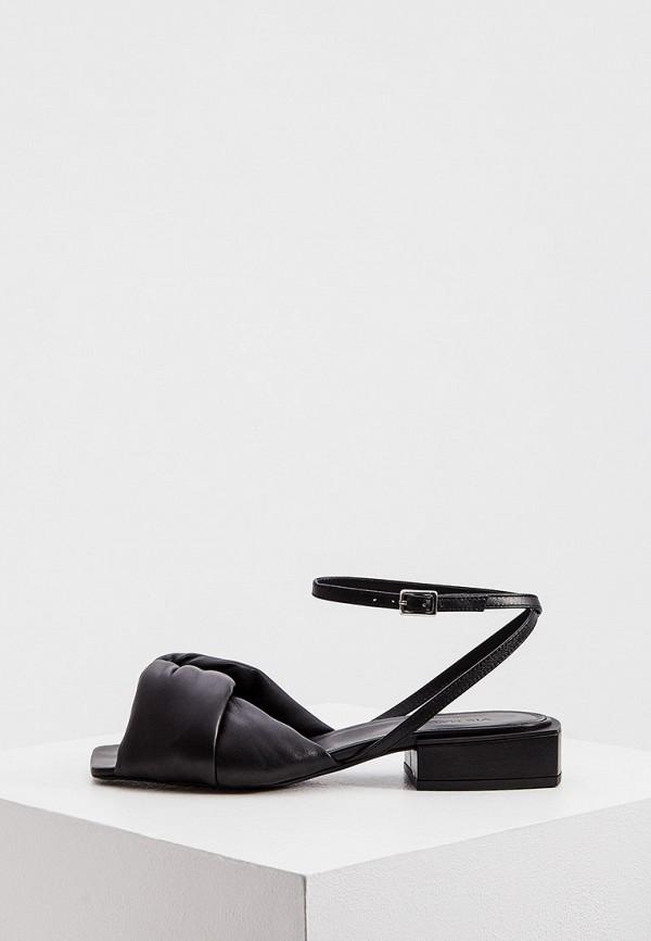 женские сандалии vic matie, черные