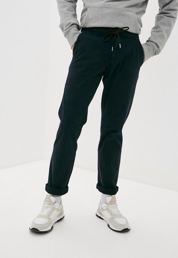мужские повседневные брюки tommy hilfiger, черные