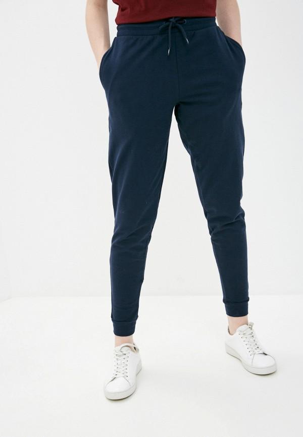 женские спортивные брюки tommy hilfiger, синие